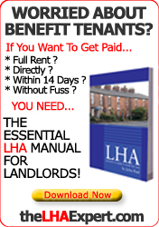 LHA Expert Advice