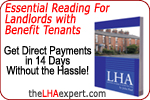 If You are a Landlord with Benefit Tenants then You Need This Money Making Manual