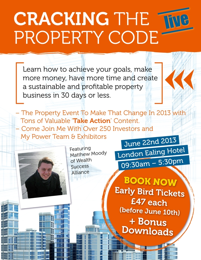 Matthew Moody Cracking the Property Code